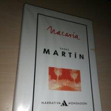 Libros: NACARIA - SABAS MARTIN. Lote 194645040