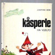 Libros: KASPERLE HA VUELTO. Lote 194647496