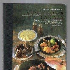 Libros: COMO COCINAR LA CAZA. Lote 194647500