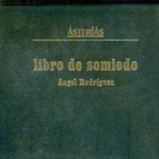 Libros: NUMULITE * ASTURIAS LIBRO DE SOMIEDO ÁNGEL RODRÍGUEZ MASES EDICIONES. Lote 194648307