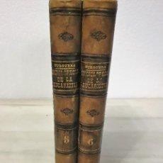 Libros: ENCICLOPEDIA DE LA EUCARISTÍA - BURGUERA Y SERRANO, AMADO DE CRISTO 1906 TOMOS 5 Y 6. Lote 194648380