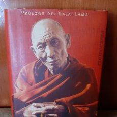 Libros: LIBRO FUEGO BAJO LA NIEVE. 1° EDICION. PRÓLOGO DALAI LAMA. Lote 194685305