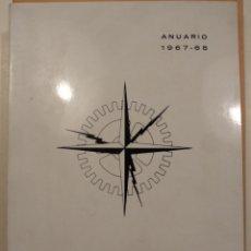 Libros: ICAI ANUARIO 1967-68. Lote 194719212