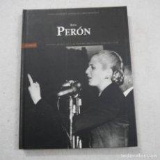 Libros: EVITA PERÓN - LAURA FASANARO - GLOBUS - 2006 . Lote 194719280