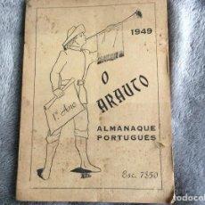 Libros: O ARAUTO. ALMANAQUE PORTUGUÊS. AÑO 1949. ENVIO GRÁTIS. Lote 194731851
