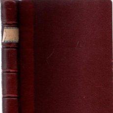 Libros: MONTE-CORBÁN. APUNTES PARA LA CRÓNICA DEL ANTIGUO MONASTERIO DE JERÓNIMOS HOY SEMINARIO CONCILIAR DE. Lote 194753653
