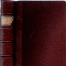 Libros: CRÓNICA DE LA PROVINCIA DE SANTANDER (2 TOMOS ENCUADERNADOS EN 1 VOLUMEN) - ESCAGEDO SALMÓN, MATEO. Lote 194753658