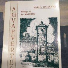 Libros: AGUAFUERTES TOLEDANOS PACO GAMARRA. Lote 194781155