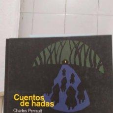 Libros: CUENTOS DE HADAS DE CHARLES PERRAULT ILUSGTRADO LUCIER LAFOGUE. Lote 194782241