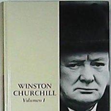 Libros: WINSTON CHURCHILL. TOMO I. PRÓLOGO DE MANUEL FRAGA IRIBARNE. - JENKINS, ROY.-. Lote 194863940