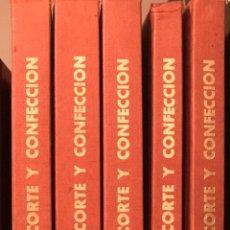 Libros: CORTE Y CONFECCIÓN. Lote 194864146