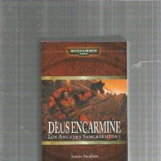 Libros: DEUS ENCARMINE. Lote 194888531