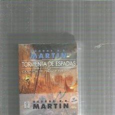 Libros: TORMENTA ESPADAS EDICION BOLSILLO. Lote 194888866