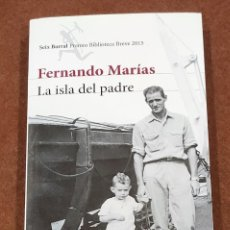 Libros: LA ISLA DEL PADRE. Lote 194903726