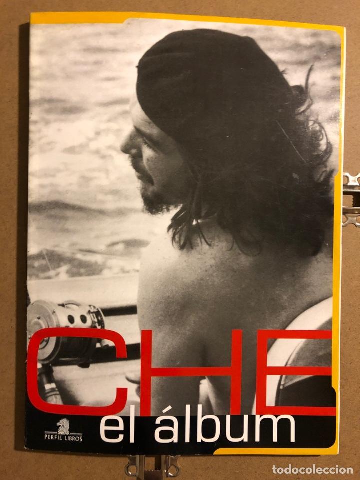 CHE, EL ÁLBUM (SU VIDA EN IMÁGENES). EDITORIAL PERFIL LIBROS 1997. PROFUSAMENTE ILUSTRADO. 123 PÁG. (Libros sin clasificar)