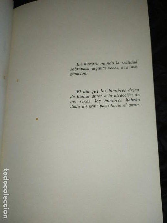 Libros: 4 BIOGRAFÍAS DEL AMOR PASIONAL DOMINGO ROVIRA RECORTA 1972 - Foto 6 - 194905388