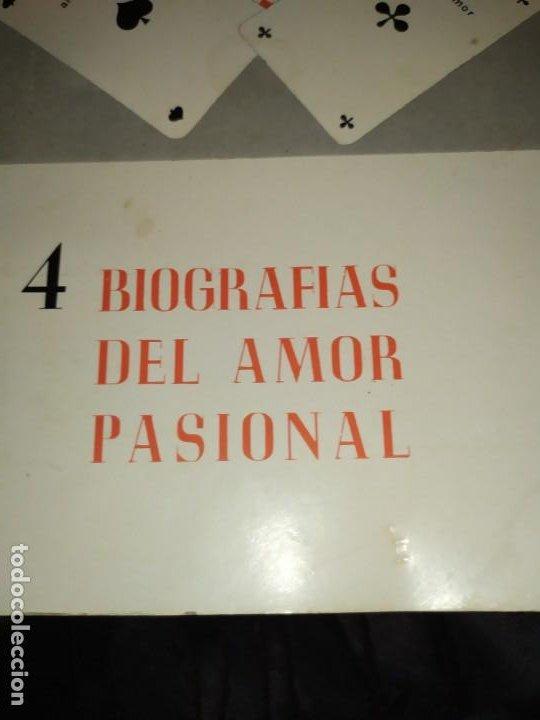 Libros: 4 BIOGRAFÍAS DEL AMOR PASIONAL DOMINGO ROVIRA RECORTA 1972 - Foto 13 - 194905388