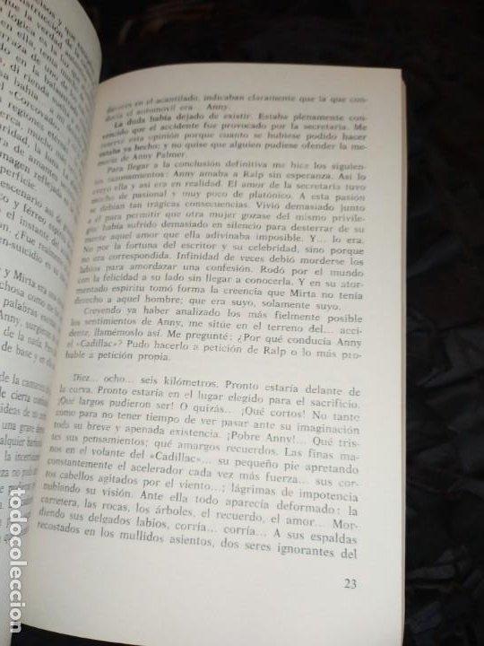 Libros: 4 BIOGRAFÍAS DEL AMOR PASIONAL DOMINGO ROVIRA RECORTA 1972 - Foto 16 - 194905388