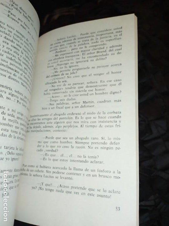 Libros: 4 BIOGRAFÍAS DEL AMOR PASIONAL DOMINGO ROVIRA RECORTA 1972 - Foto 17 - 194905388
