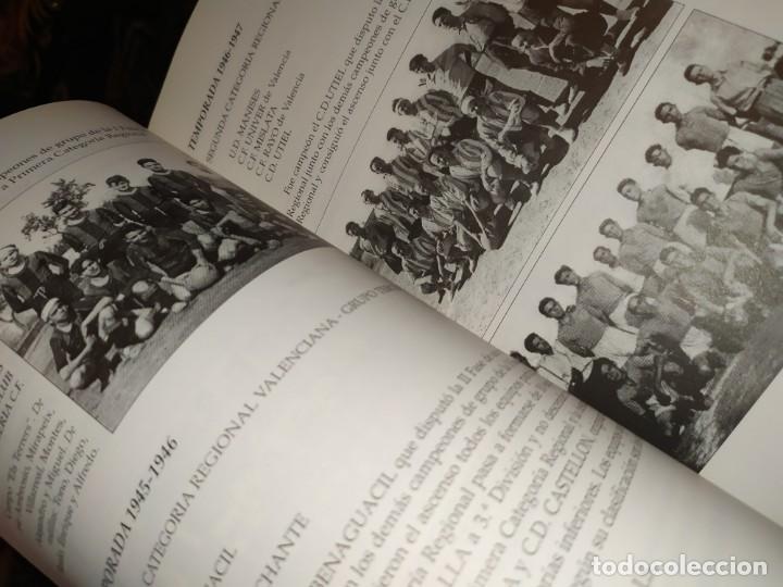 Libros: HISTORIA DE LA UNIÓN DEPORTIVA QUART MANUEL RUIZ RUIZ 1931 1999 - Foto 3 - 194905626