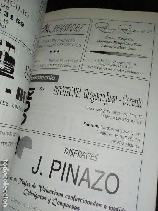 Libros: HISTORIA DE LA UNIÓN DEPORTIVA QUART MANUEL RUIZ RUIZ 1931 1999 - Foto 9 - 194905626