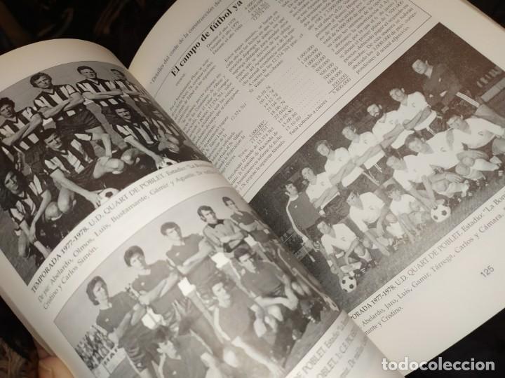 Libros: HISTORIA DE LA UNIÓN DEPORTIVA QUART MANUEL RUIZ RUIZ 1931 1999 - Foto 13 - 194905626