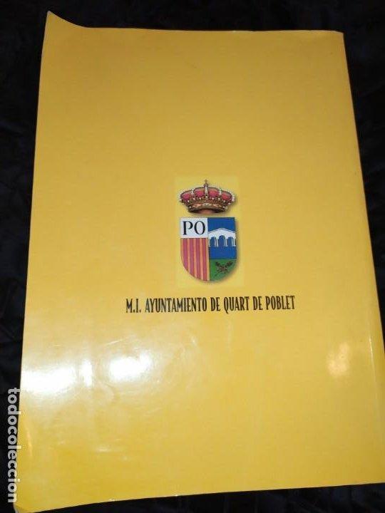 Libros: HISTORIA DE LA UNIÓN DEPORTIVA QUART MANUEL RUIZ RUIZ 1931 1999 - Foto 28 - 194905626