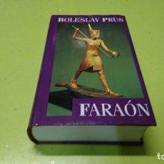 Libros: FARAÓN, BOLESLAV PRUS. Lote 194914871