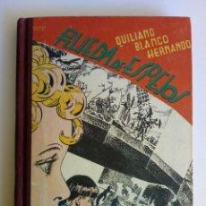 Libros: RUEDA DE ESPEJOS. QUILIANO BLANCO HERNANDO. Lote 194940398