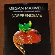 Libros: SORPRENDEME. Lote 194969752