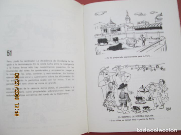Libros: SEVILLA ES IN DIFERENTE - SELECCIÓN DE 205 CHISTES DE JUAN CARLOS - SEVILLA 1970. - Foto 5 - 194974513