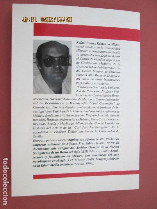 Libros: ANDALUCÍA Y MÉXICO EN EL RENACIMIENTO Y BARROCO - RAFAEL CÓMES RAMOS - BIBL. GUADÁLQUIVIR 1991. - Foto 2 - 194975588
