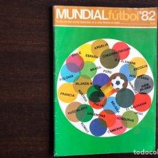 Libros: MUNDIAL DE FÚTBOL'82 Nº 4. REVUSTA DEL REAL COMITÉ ORGANIZADOR DE LA COPA DEL MUNDO.. Lote 194981320