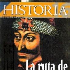 Libros: HISTORIA 16, 340. LA RUTA DE DRÁCULA - VV.AA.. Lote 194989273