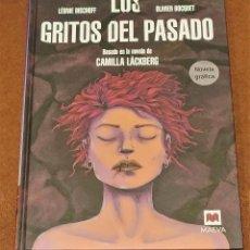 Libros: LOS GRITOS DEL PASADO. Lote 194996235