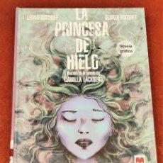Libros: LA PRINCESA DE HIELO. Lote 194996678