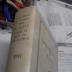 Libros: ANTIGUOS RECUERDOS DE VIZCAYA. TOMO VIII. Lote 195029025