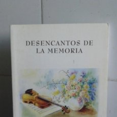 Libros: DESENCANTOS DE LA MEMORIA, CONCHITA DE ORY, BUEN ESTADO. Lote 195029620