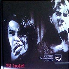 Libros: EL HOTEL DE LOS HORRORES-LA CONFESION DEL PASTOR ANGLICANO -WILKIE COLLINS . Lote 195030072