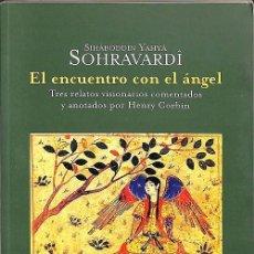 Libros: EL ENCUENTRO CON EL ANGEL. Lote 195045081