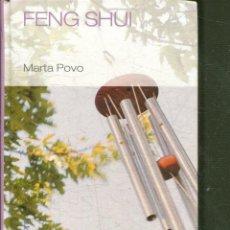 Libros: POVO, MARTA. - FENG SHUI.. Lote 195063571