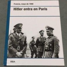 Libros: HITLER ENTRA EN PARÍS. Lote 195079563