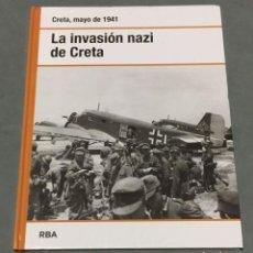 Libros: LA INVASIÓN NAZI DE CRETA. Lote 195081475