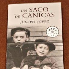 Libros: UN SACO DE CANICAS. Lote 195099962