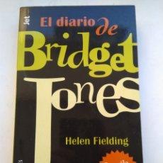 Libros: EL DIARIO DE BRIDGET JONES/HELEN FIELDING. Lote 195100986