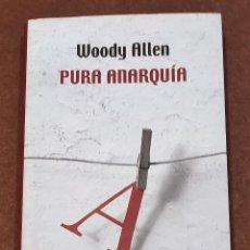 Libros: PURA ANARQUIA. Lote 195101322