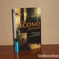 Libros: EL ICONO SAGRADO - OLSON, NEIL. Lote 195143175