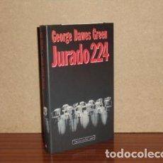 Libros: JURADO 224 - DAWES GREEN, GEORGE. Lote 195143235