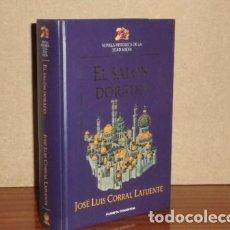 Libros: EL SALÓN DORADO - CORRAL LAFUENTE, JOSÉ LUIS. Lote 195143245