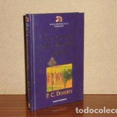 Libros: EL ASESINO DEL BOSQUE VERDE - DOHERTY, P. C.. Lote 195143270